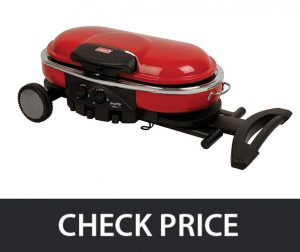 Coleman Propane Portable Gas Grill – Best Small Gas Grill (Top One)