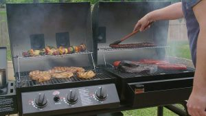 Best Offset Smoker Reviews cooking space
