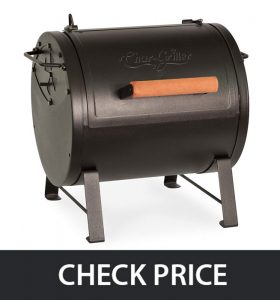 Char-Griller E22424 – Table Top Charcoal Grill and Side Fire Box