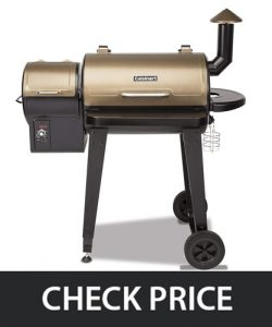 Cuisinart CPG-4000 – Wood BBQ, Grill & Smoker