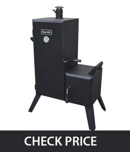 Dyna-Glo DGO1176BDC-D – Charcoal Offset Smoker Review