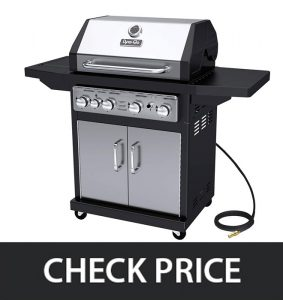 Dyna-Glo Grill – Best Money Natural Gas Grill (Muti Gas Support)