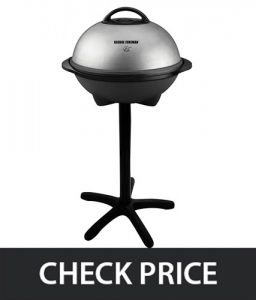 George Foreman GGR50B – IndoorOutdoor Electric Grill