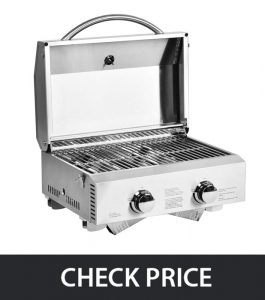 Giantex Grill – Perfect for Camping, Picnics or Any Outdoor Use