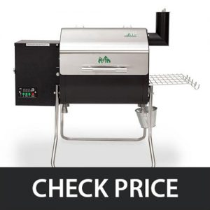 Green Mountain Grills – WIFI enabled (3 Power Options)