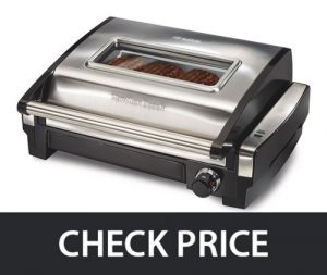 Hamilton Beach 25361 – Electric Indoor Grill Review