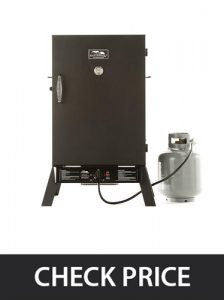 Masterbuilt 20050211 – Propane Smoker Review
