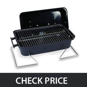 ONIVA a Picnic Time – All-In-One Tailgating BBQ GrillCooler Set