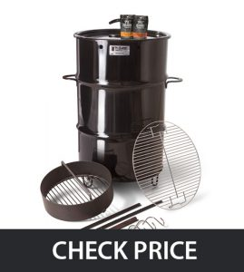 Pit Barrel Cooker 18-12 – Best Offset Smoker Review