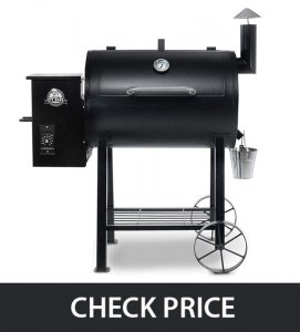 Pit Boss Grills 71820FB – BBQ Pellet Grill and Smoker