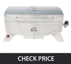 Pit Boss Grills PB100P1 – Portable Tabletop Grill
