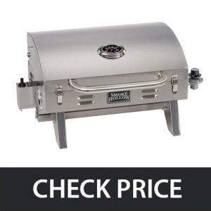 Smoke Hollow 205 – for tailgating, camping, and any outdoor event gas grill