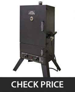 Smoke Hollow 44241G2 – Best Gas Smoker Review