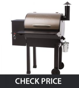 Traeger BAC362 22 Series - Cooking in the Cold (Auto Temperature Control)