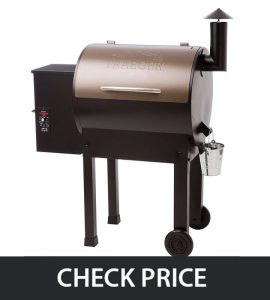Traeger TFB42LZBC – Wood Pellet Grill and Smoker
