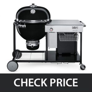 WEBER Summit Charcoal Grill – with All Latest Features