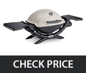Weber 51060001 – Outdoor Party with Friends & Family no. one portable grill