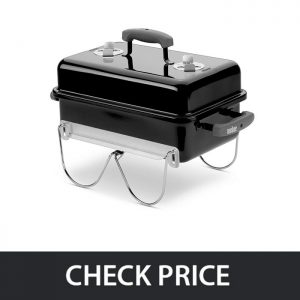 Weber Charcoal Grill – Best Tailgate Grill