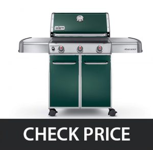 Weber Genesis 6517001 – E-310 Propane Gas Grill (Friends Party)
