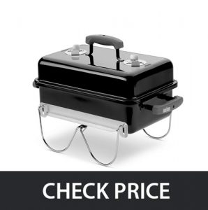 Weber Grill - with All Require Features