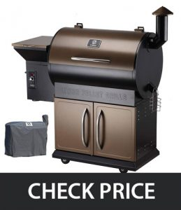 Z Grills Wood Pellet – Electric Digital Controls for Outdoor Grilling