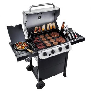Best Gas Grills For Home Use
