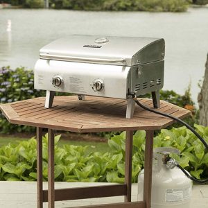 Best Gas Grills For Small Patios