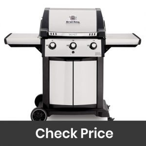 Broil King Signet 320 Liquid Propane Gas Grill