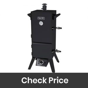 Dyna Glo DGY784BDP Vertical LP Gas Smoker
