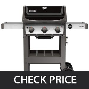 Weber-45010001-Black-Spirit-II-E-310-LP-Gas-Grill
