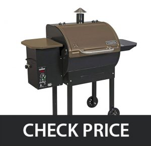 Camp Chef SmokePro - Wood Pellet Grill Smoker