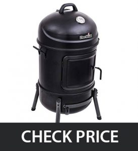 Char-Broil Bullet 20-inch - Charcoal Smoker Review