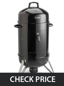 Cuisinart COS-118 Vertical - 18-inch Charcoal Smoker
