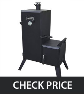 Dyna-Glo DGO1176BDC-D - Offset Charcoal Smoker