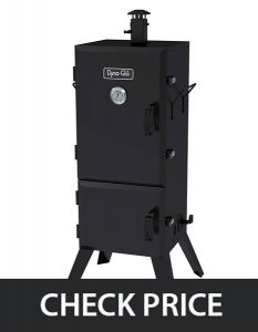 Dyna-Glo DGX780BDC-D 36-inch Vertical Charcoal Smoker Review
