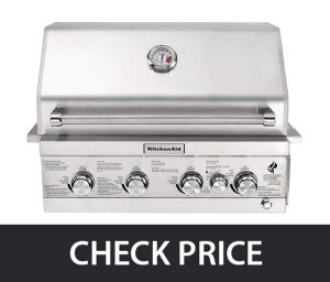 KitchenAid 740-0780 - Built-in Propane Gas Grill