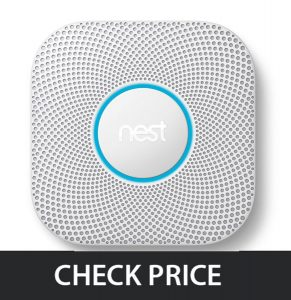 Nest Protect Second Generation Smoke and Carbon Monoxide Alarm