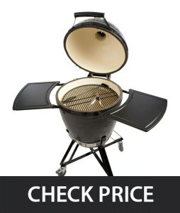 Primo Grills and Smokers 773 - All-in-One Kamado Round Grill
