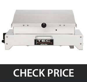 TEC Cherokee CHFRLP FR - Tabletop Gas Grill