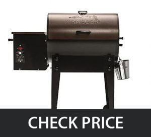 Traeger Pellet Grills - Fully Automatic Auger
