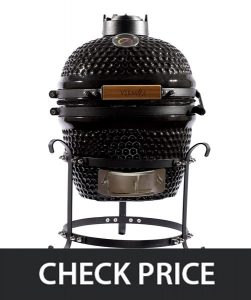 Viemoi Mini Kamado Grill - Barbecue Cooking System