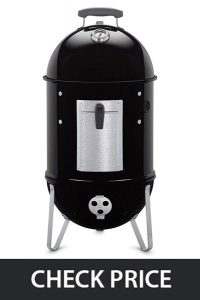 Weber 711001 14-Inch Smokey - Mountain Cooker Charcoal Smoker